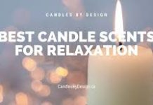 9 Candle Scents To Relax & Relieve Stress